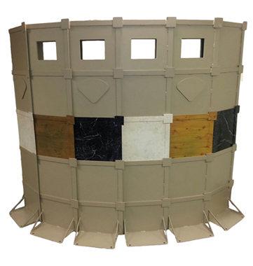 STEGO® Modular Armor System