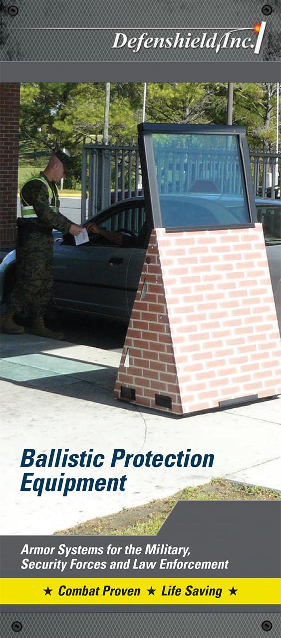 Defenshield Pocket Brochure