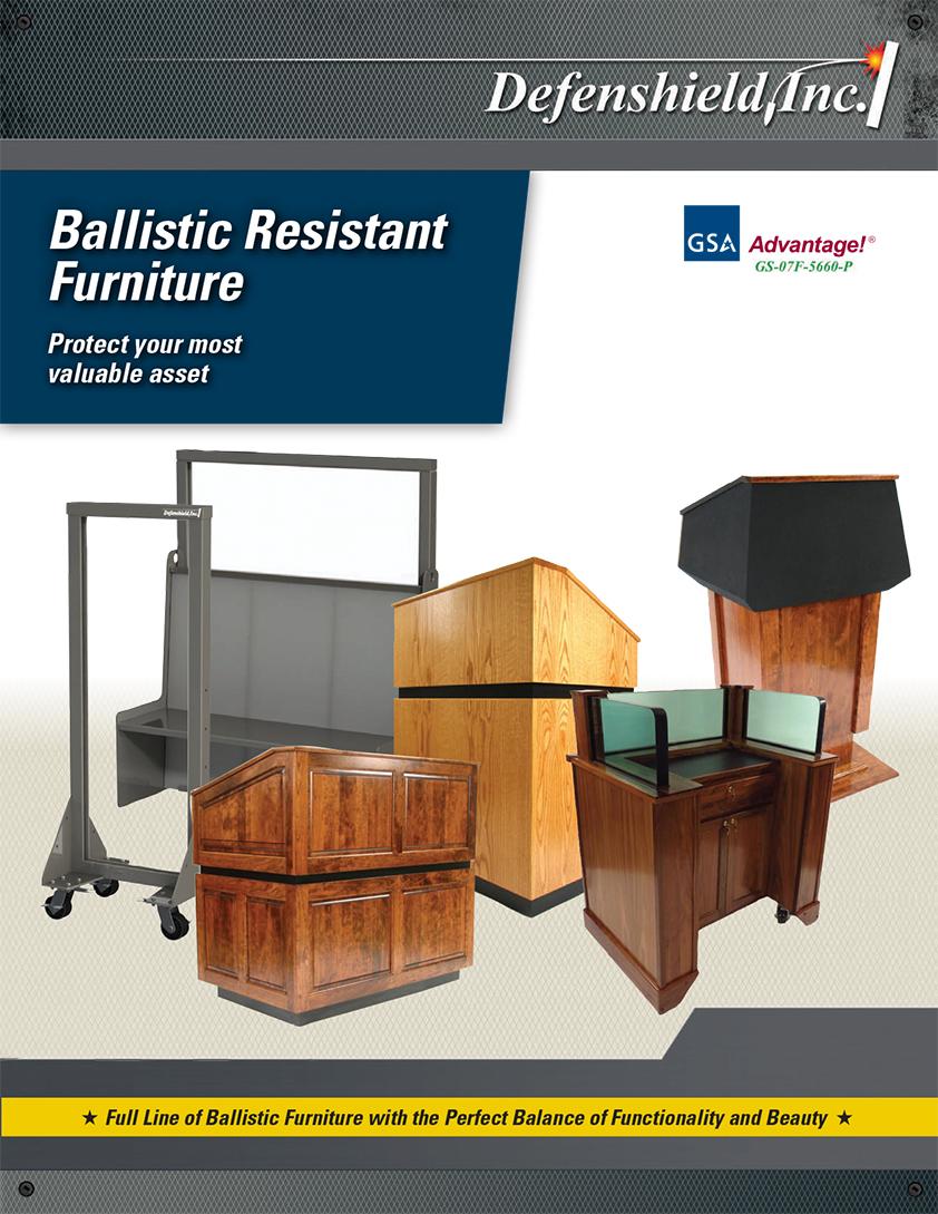 Defenshield Furniture Brochure